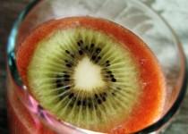 Nectar de pere cu capsuni si portocala