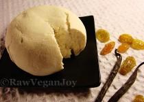 Branza dulce din nuci de macadamia