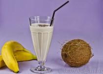 Lapte delicios cu cocos
