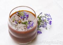 Ciocolata calda cu goji berry