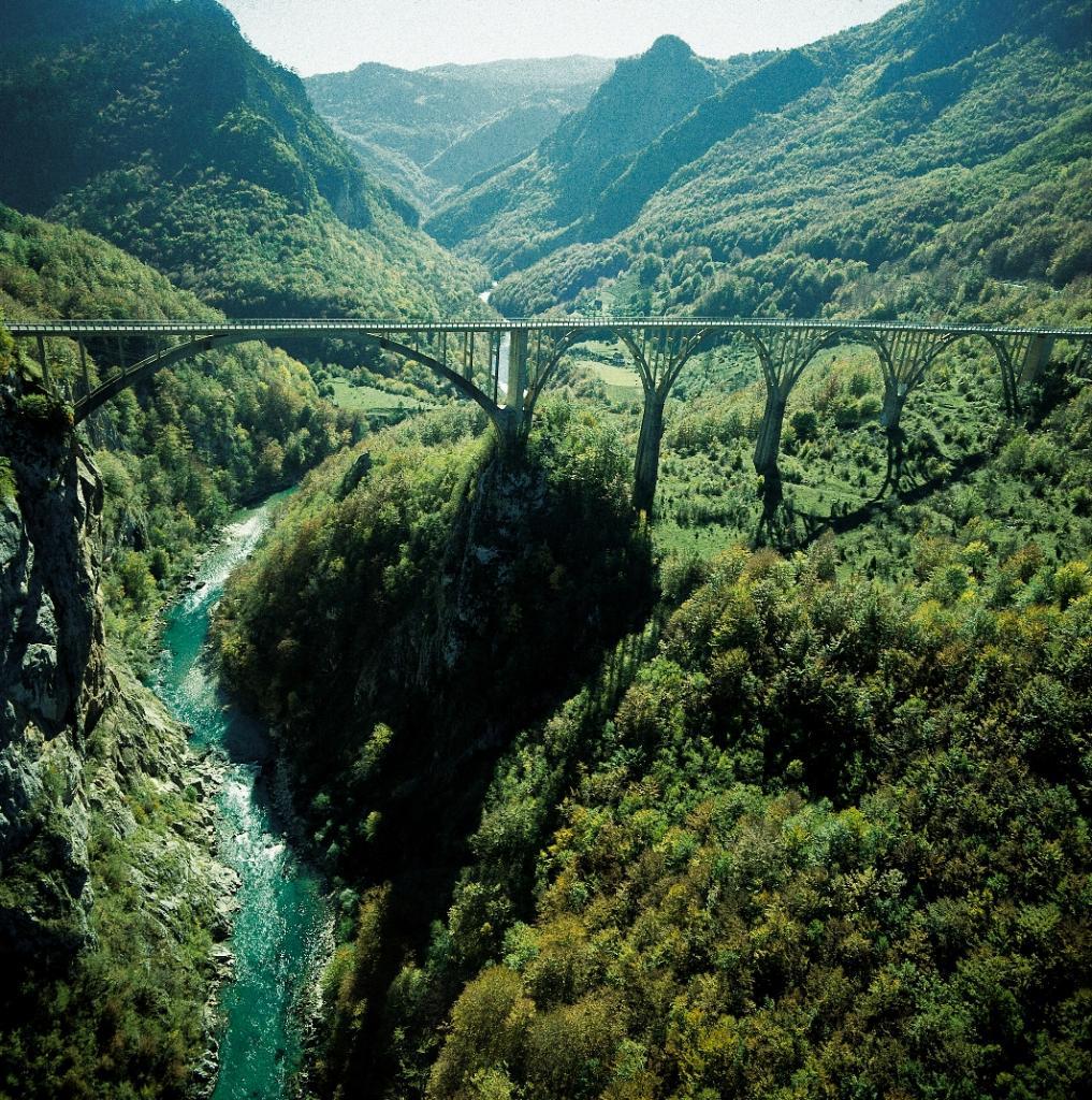 Bridge on river Tara_Durmitor