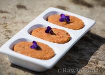 Biscuiti din quinoa  cu goji berry