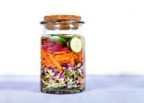 Legume fermentate