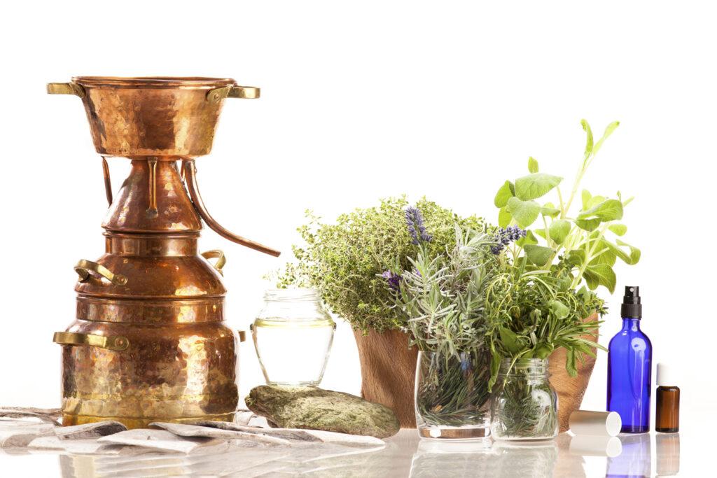 Distilarea uleiurilor